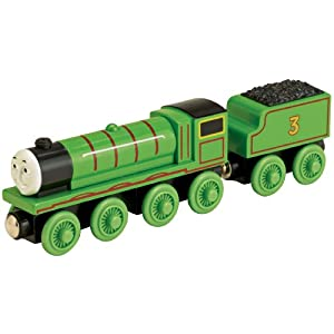 Amazon.com: Thomas and Friends Wooden Railway - Henry the Green Engine