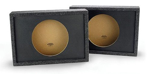 Mtx Audio S120S Split Wood Unloaded Enclosures - Set Of 2