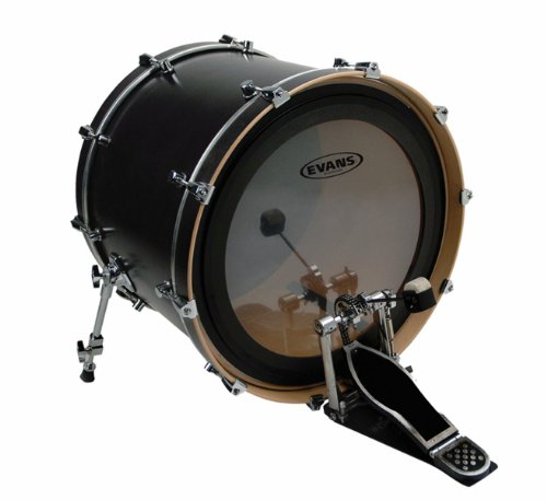 Evans EMAD 26 inch Bass Drum Head - Clear