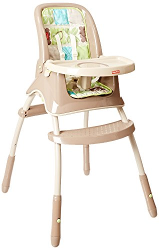 Fisher-Price Rainforest Friends Grow-With-Me High Chair - 1
