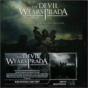 Dear Love: A Beautiful Discord by The Devil Wears Prada (2006) Audio CD (The Devil Wears Prada Dear Love compare prices)