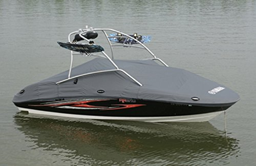 Yamaha OEM 2003-2006 Jet/Sport Boat 230 Series Cover MAR-230MC-TW-GY OEM w/ Tower - Charcoal Grey (Jet Boat Parts compare prices)