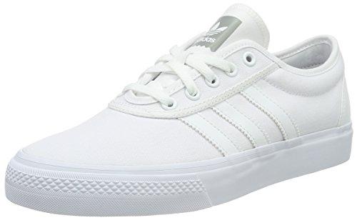 adidas Herren Adiease Sneakers, Weiß (Ftwr White/Ftwr White/Ftwr White), 43 1/3 EU thumbnail