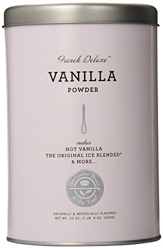 The Coffee Bean & Tea Leaf Vanilla Powder, 22-Ounce Containers (Pack of 3)