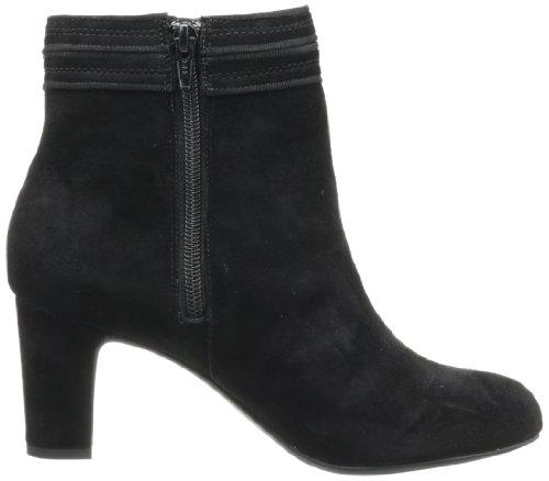 Clarks 其乐 Tamryn Season Bootie  女士短款皮靴美国亚马逊