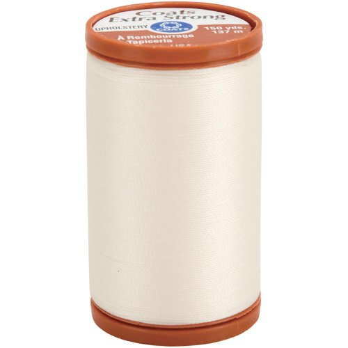 Great Features Of Extra Strong & Upholstery Thread 150yd-Natural