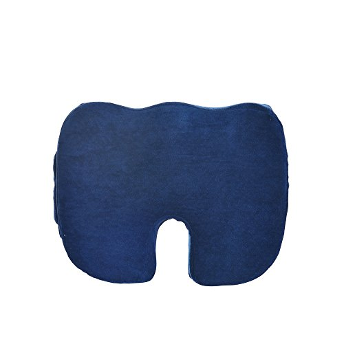 Dr Ergo Orthopedic Coccyx Memory Foam Seat Cushion for  : 41wEEheoYEL <strong>Wheelchair</strong> Back Support from www.2daydeliver.com size 500 x 500 jpeg 18kB