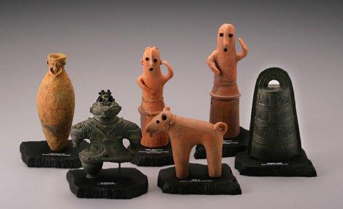 東京国立博物館公式フィギュア 考古学ミニチュア[第一集] 全6種セット