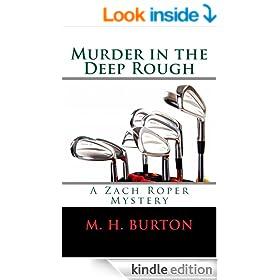 Murder in the Deep Rough (The Zach Roper Golf Mysteries Book 1)