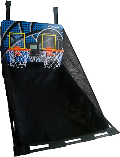 Why Should You Buy Medal Sports Door Hoops 2-Player Basketball Game Table, 34.5x22.125-Inch