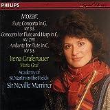Mozart:Flute & Harp Concerto