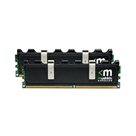 41wEIrWPZkL. SL500 AA280  Mushkin Enhanced 996580 Blackline Frostbyte 4 GB Desktop Memory   $74 Shipped
