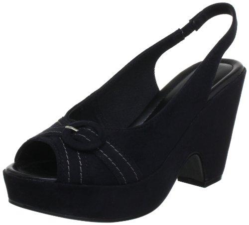 Jane Klain 293 130 Plateau Womens Black Schwarz (schwarz 003) Size: 5 (38 EU)
