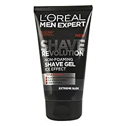 Loreal Men Expert Shave Revolution Non-Foaming Shave Gel Extreme Glide (150ml)