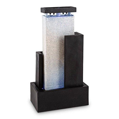 blumfeldt danubia springbrunnen stein zimmerbrunnen mit. Black Bedroom Furniture Sets. Home Design Ideas