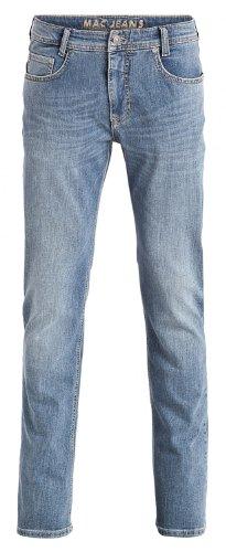 MAC Herren Jeans Hose Arne 0970L050100 H461, Größe:W42/L30;Color MAC Herren:Light Authentic Used