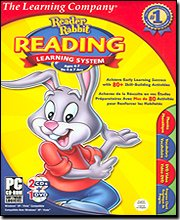 TLC Reader Rabbit Reading Learning System (2009) [Old Version]