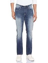 Pepe Jeans Men's PM2018564-3 Slim Fit Jeans (8903872861125_PM2018564_38W x 34L_Med-Worn)