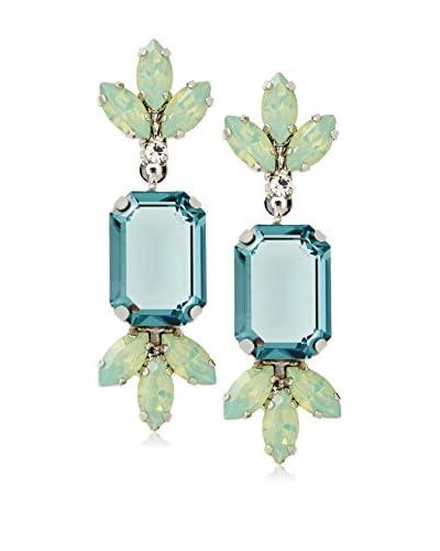 Tova Swarovski Elements Post Drop Earrings