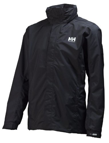 Helly Hansen Men's Dubliner Jacket (Black, Small)