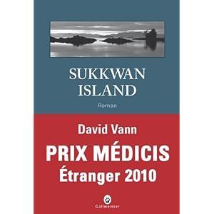 Sukkwan island - PRIX MEDICIS ETRANGER 2010
