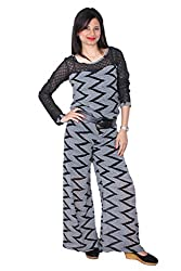 Vivaa Printed Multicolour Jumpsuit VJS-03