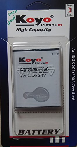Koyo 1700mAh Battery (For Intex Speed)