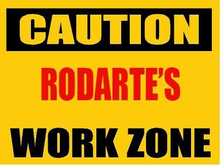 6-caution-rodarte-work-zone-magnet-for-any-metal-surface