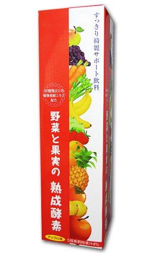 リケン 野菜と果実の熟成酵素 720ml