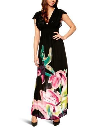 desigual robe femme noir 36 v tements et accessoires. Black Bedroom Furniture Sets. Home Design Ideas