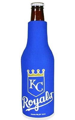 MLB Kansas City Royals Royal Blue 12oz. Bottle Koozie