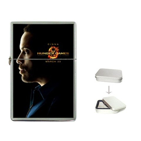 CINNA The Hunger Games Collection Flip Top Lighter Movie High Quality Great Gift for Dad Mom Man Woman