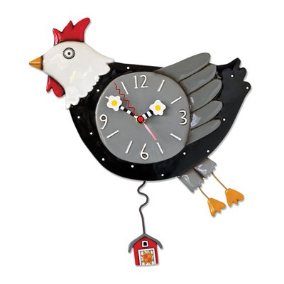allen-designs-flew-the-coop-clock