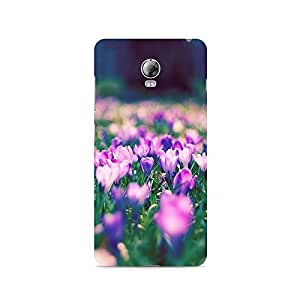TAZindia Printed Hard Back Case Cover For Lenovo Vibe P1