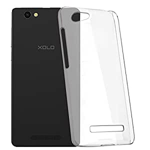 Noise Imported Transparent Clear Silicone Jelly Soft Case Back Cover For Xolo Era 4G