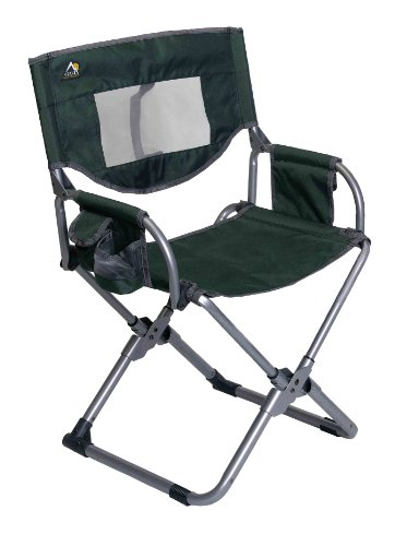 Gci Outdoor Xpress Lounger Director'S Chair, Hunter back-713533