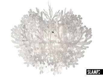 lampadari slamp prezzi : Slamp Lampada a Sospensione Fiorella bianco 48 cm: Amazon.it ...