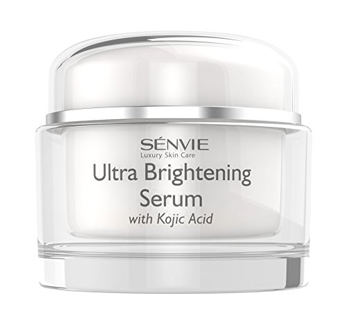 Best Skin Lightening Cream to Get Rid of Age Spots & Dark Spots, Innovative Skin Whitening, Bleaching and Brightening Cream w/ Vitamin C Serum, Kojic Acid Serum and more. (Bleaching Skin Cream compare prices)