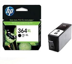 HP Cartouche d'encre 364XL - noir (885631873687)