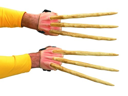 Disguise Marvel The Wolverine Bone Claws Costume Accessory