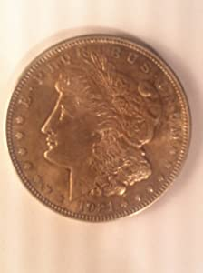 Mixed Date Morgan Dollars 1878-1921