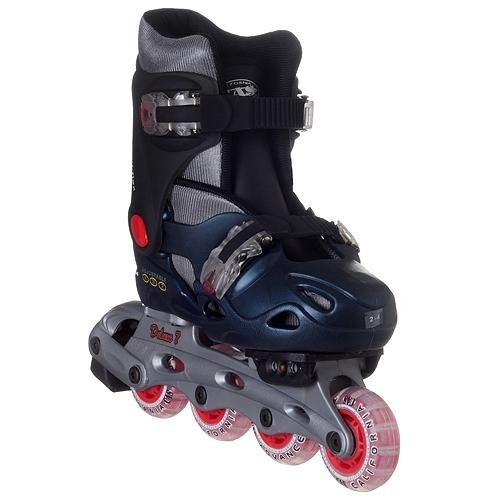 California Advanced Sport Deluxe 7 Adjustable Kids Inline Skates