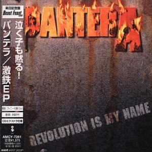 Revolution Is My Name by Pantera (2001-10-02)