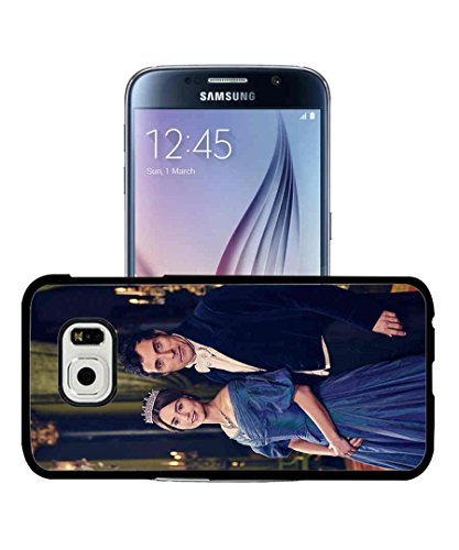 Samsung Galaxy S6, Custodia Victoria TV Serien Ultra Protettiva Samsung Galaxy S6 Custodia Case Cover, Shell Personalized Design TV Show Samsung Galaxy S6 Custodia Cover