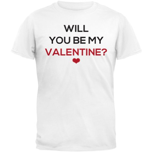 Valentine's Day - Will You Be My Valentine? T-Shirt