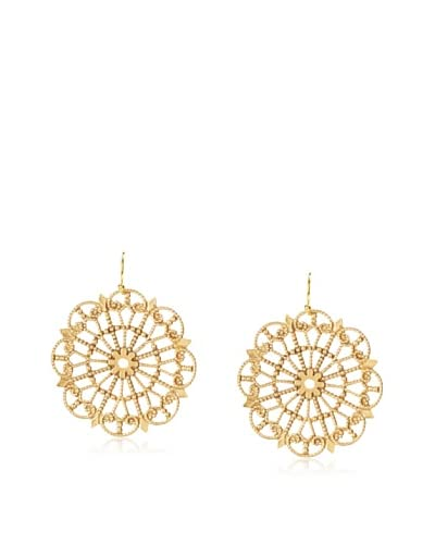 Eddera Jewelry 18K Gold-Plated Lilah Earrings