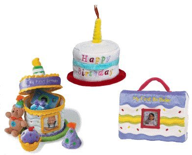 Baby's First Birthday Gift Set