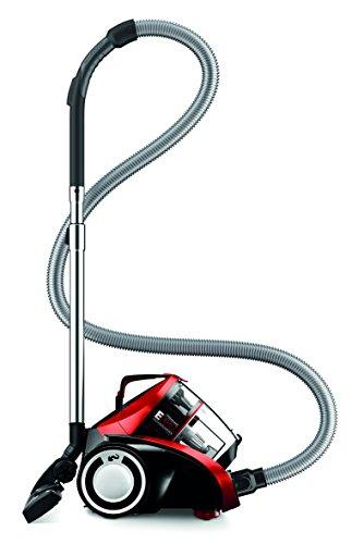 Dirt-Devil-DD5254-1-rebel54HFC-Multicyclone-Staubsauger-ohne-Beutel-EEK-A-800-W-Hocheffizienzmotor-18-L-Staubbehltervolumen-metal-rot