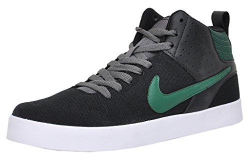 Nike-Liteforce-III-MID-Black-and-Green-Sneakers669594-031