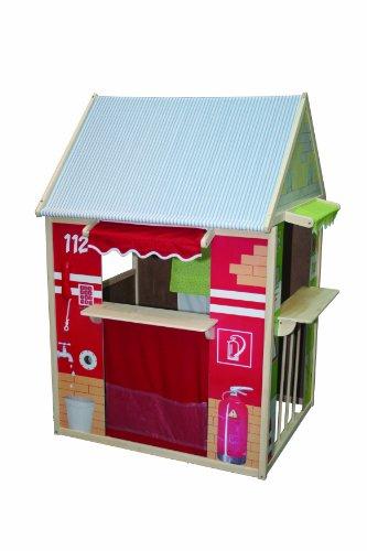 Namensschilder Aus Holz FUr Kinderzimmer ~ Spielhaus aus Holz für den Garten oder das Kinderzimmer